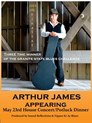 Art James Live Streaming Event
