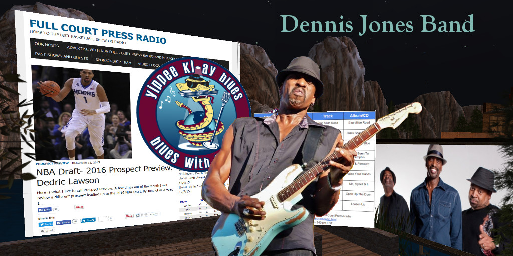Dennis Jones FCPR