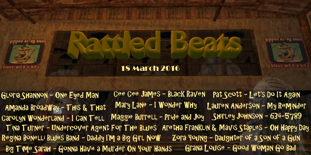 RB PL 18 March