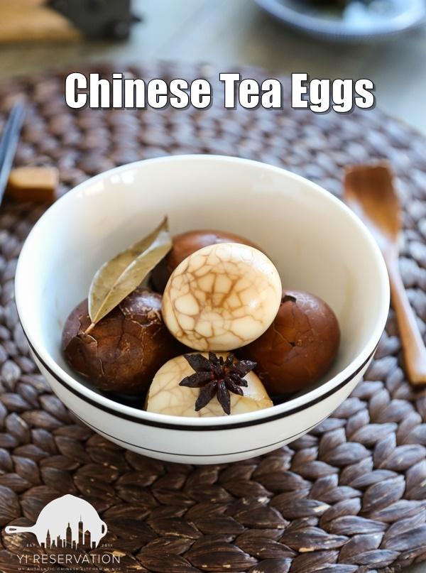 Recipe Tea Eggs