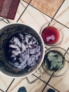 Eco Fabric Dyeing @ The Yisrael Family Urban Farm | Sacramento | CA | US