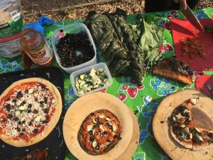 2nd Saturday: Garden Art & Pizza Party! @ The Yisrael Family Urban Farm | Sacramento | CA | US