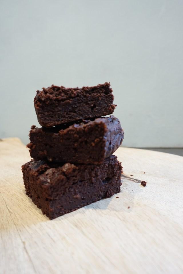 gezonde brownies met bieten