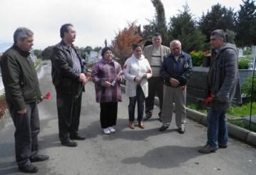 Ahmet Karaman anma 2012