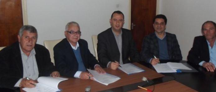 Devrimci Genel-İş Sendikası ile Boğaz Endüstri Madencilik Toplu İş Sözleşmesi imzaladı