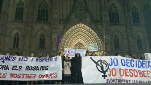 İspanya'da feminist alarm: kürtaj yasası engellenmelidir – Sandra Ezquerra