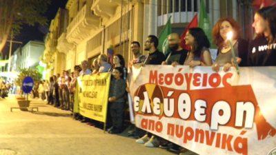 nükleere karşı iki toplumlu eylem 2016