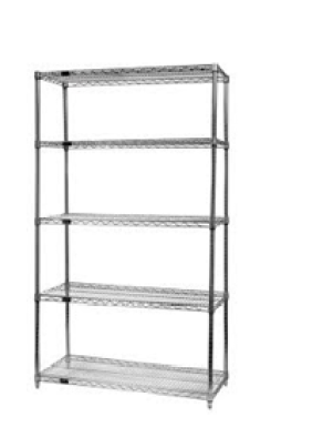 Stainless-steel-wire-shelving-manufacturer