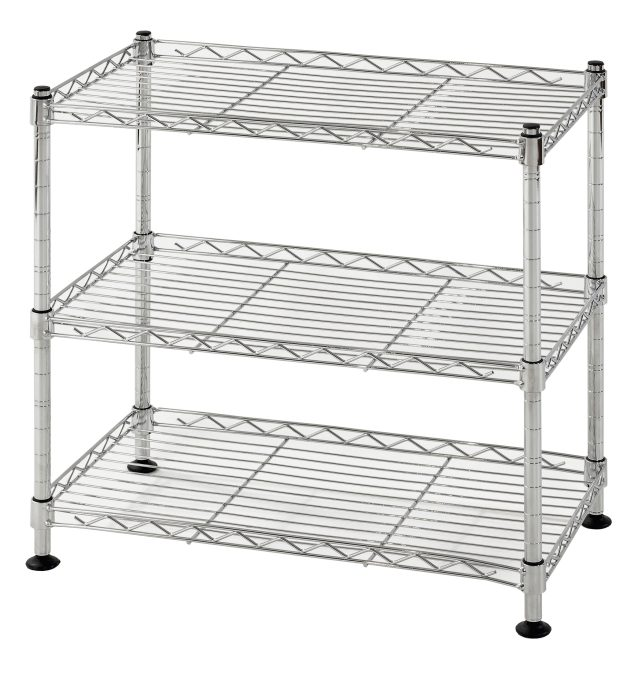 steel wire shelving manufacturers