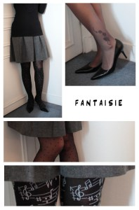 collants fantaisie