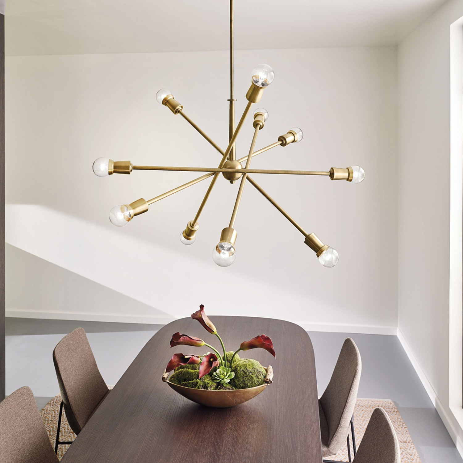 Mid Century Modern Ceiling Light