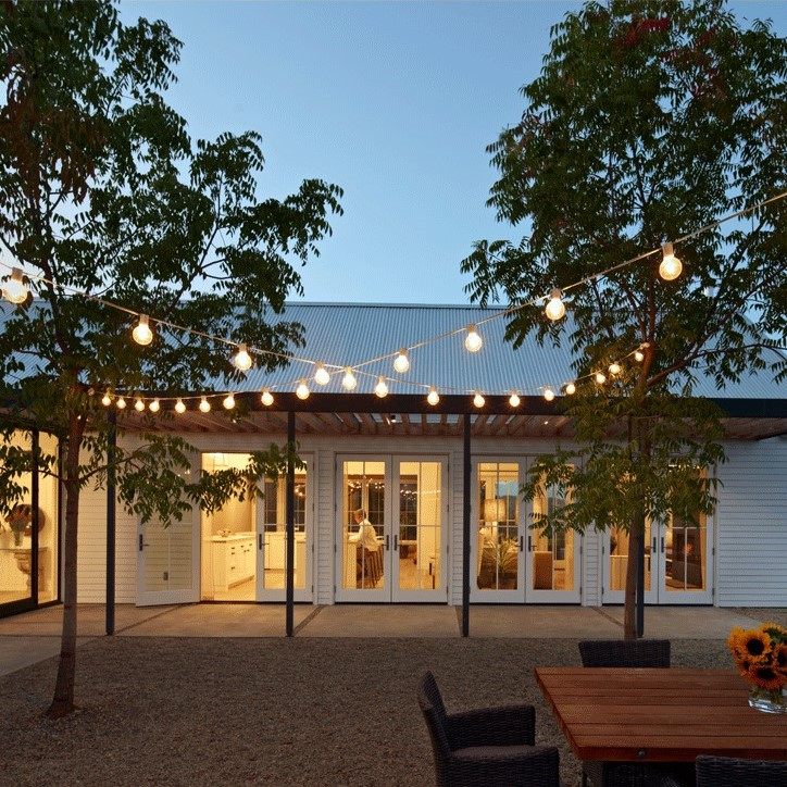 11 outdoor string lighting ideas for a