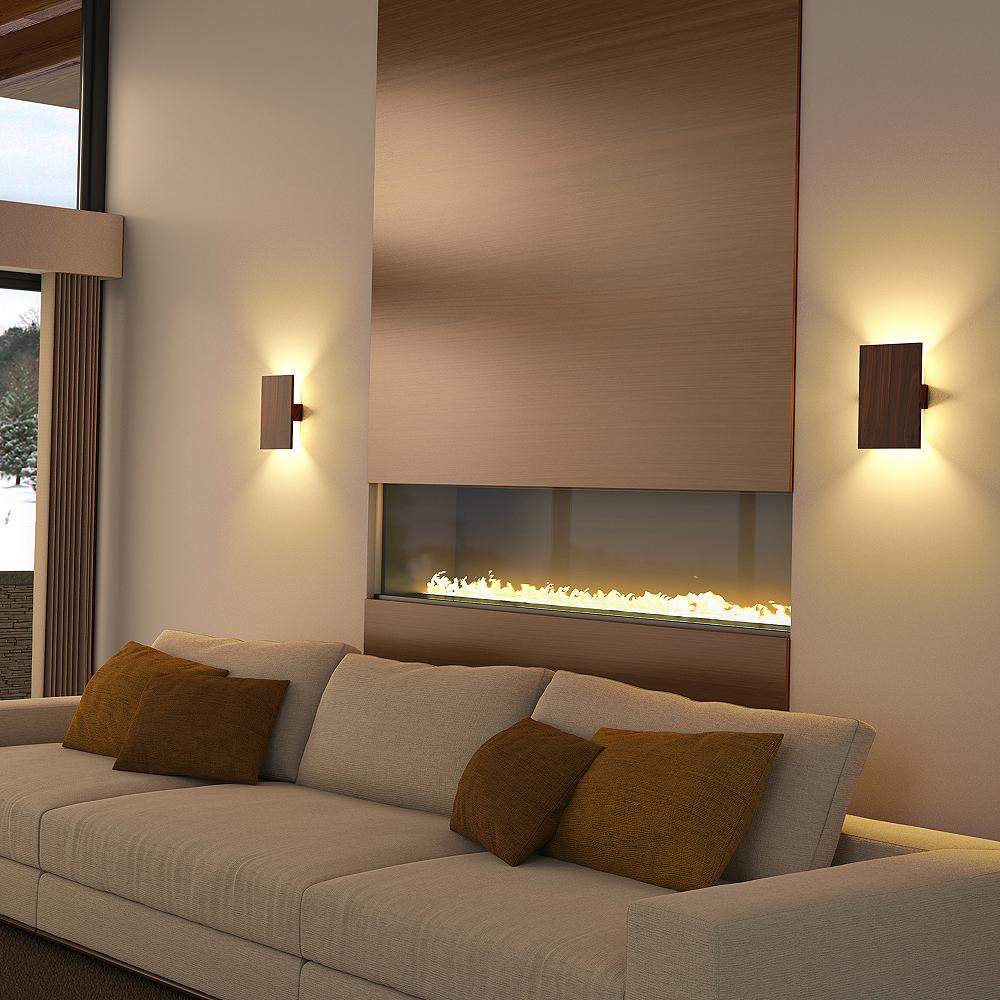 16 Living Room LED Lighting Ideas | YLighting Ideas on Wall Lighting For Living Room id=95458