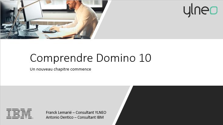 Découvrez Domino 10 en francais !
