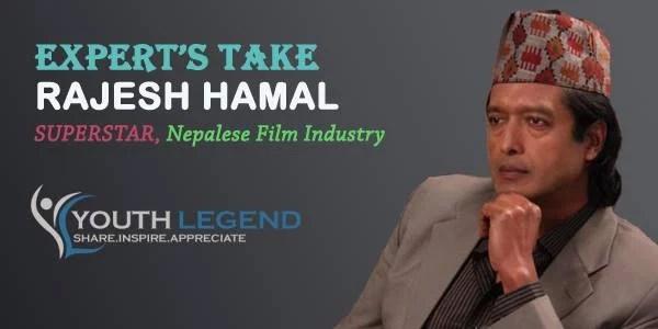 Rajesh Hamal-Nepali Superstar, Experts take