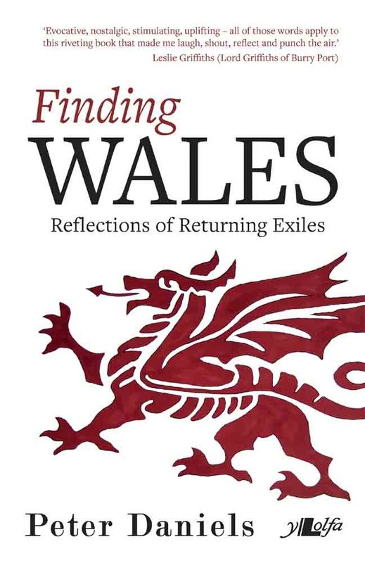 A picture of 'Finding Wales' by Peter Daniels