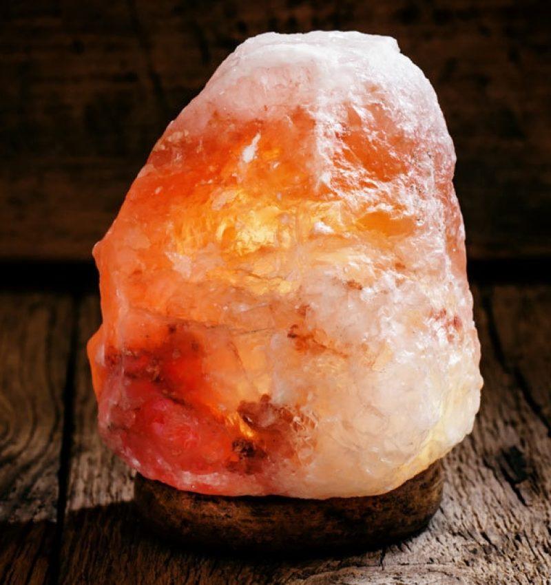 Candeeiro de Sal dos Himalaias