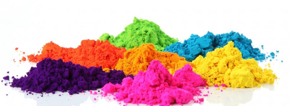 poudre-mix Comment fabriquer de la poudre colorée