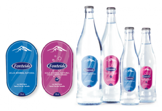 Agua Mineral Fonteide CRISTAL