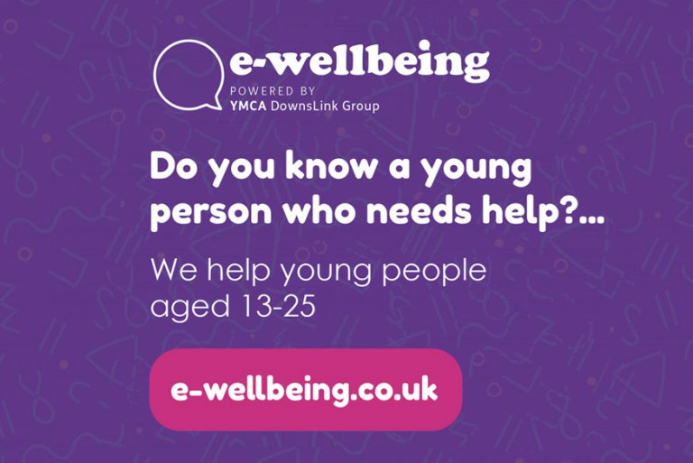 e-wellbeing campaign
