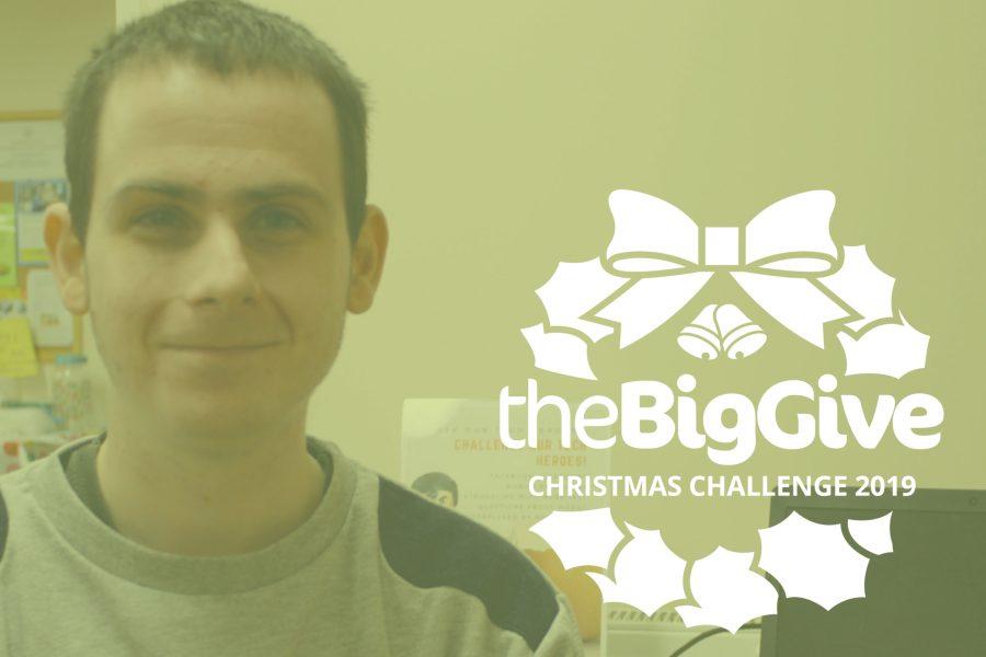ymca exeter big give christmas challenge
