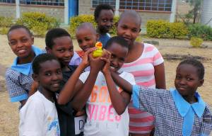 Reflections on visiting YMCA Kenya - Chelsea Hishon
