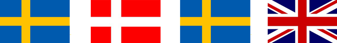 Your Missing Link oversætter fra svensk til dansk eller svensk til engelsk