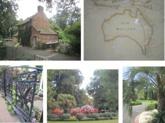 Your Missing Link absolutely adores the wonderful parks and gardens in Melbourne, Fitzroy Gardens with Cook's Cottage being one of them