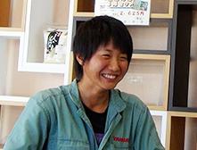 葵さんの写真