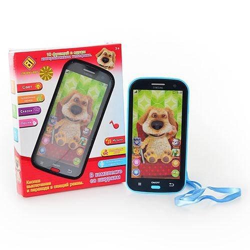 Айфон - детский сенсорный интерактивный 3D-телефон 7 ...