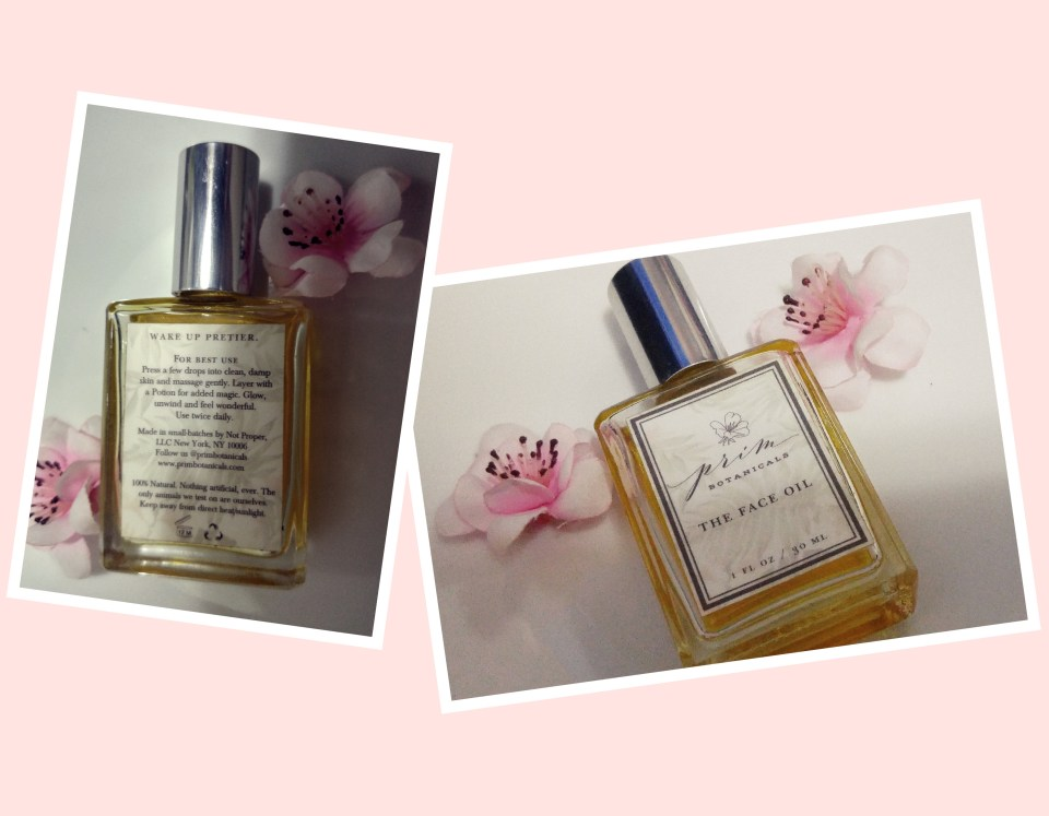 prim rose oil review