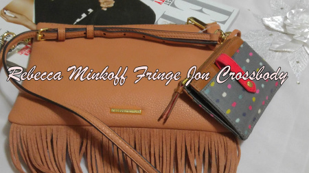 Rebecca Minkoff Fringe Jon Crossbody Review