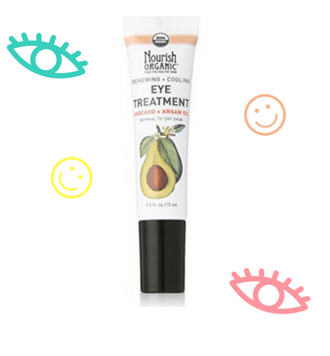 Nourish Organic Eye Treatment