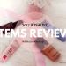 2017 Wishlist items Review