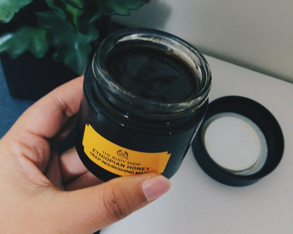 Ethiopian Honey Deep Nourishing Face Mask Review