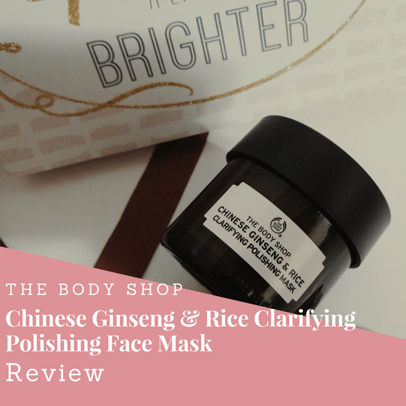 Body Shop Face Mask Review