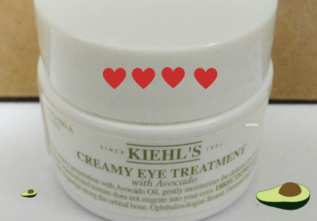 Kiehl's Eye Treatment Review