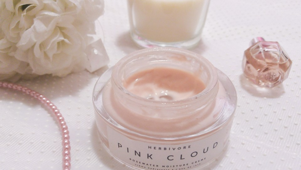 HERBIVORE Pink Cloud Rosewater Moisture Review