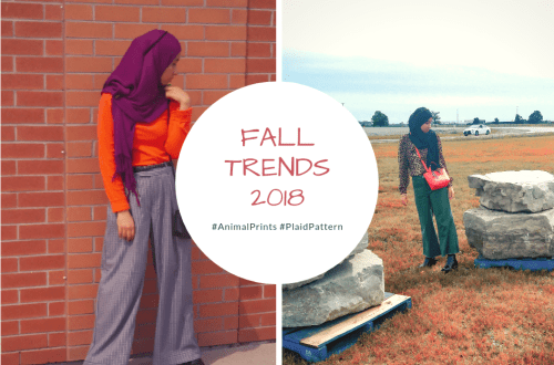 Fall Trend 2018