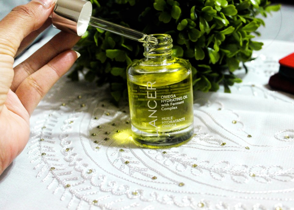 Lancer Omega Hydrating oil Review