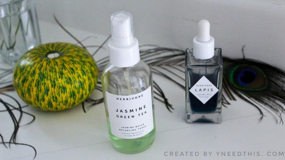 Herbivore Jasmine Green Tea Toner Review