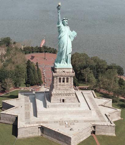 פסל החירות. צילום: IP