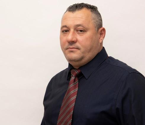Mahmoud Shinan, director del Centro del Patrimonio Druso.