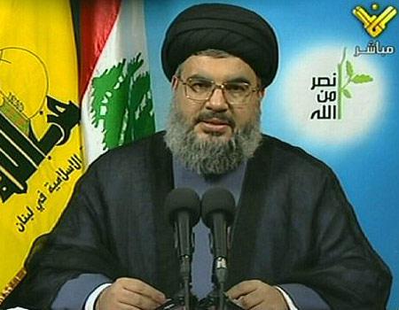 Nasrallah - Terrorgeneral und iranischer Statthalter im Suedlibanon