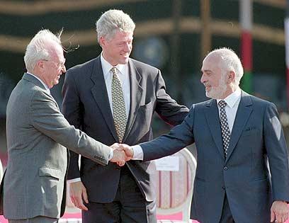 הסכם השלום ישראל וירדן