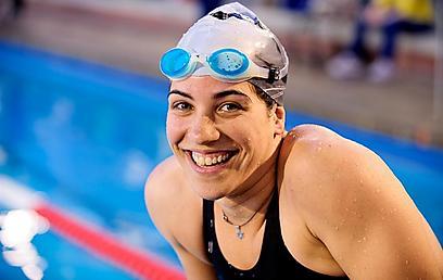 Inbal Pezaro takes bronze at Paralympics