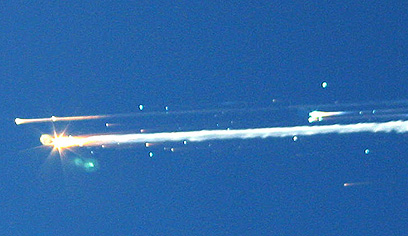 Columbia astronauts werent told of malfunction