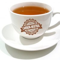 Carbon neutral cup of tea