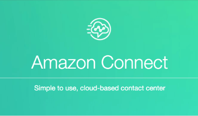 Introduction à Amazon Connect
