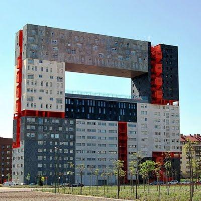 Edificio mirador - Os edifícios mais bizarros